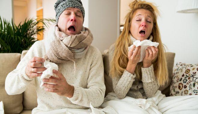Foto: A început sezonul virozelor respiratorii! Cum ne apărăm