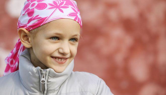 Foto: Ajutați copiii cu cancer, donați cei 2% din impozit!