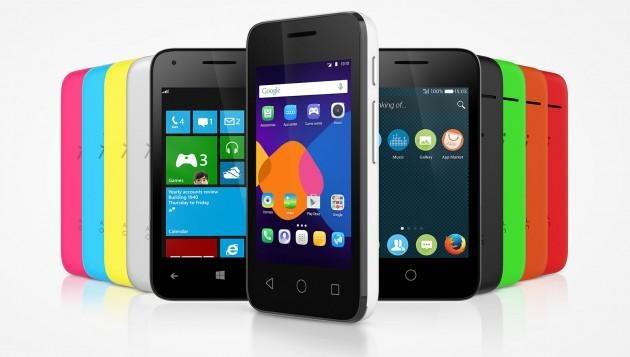 Primul telefon ce va rula Android, Windows Phone și Firefox OS - alcatelonetouchpixi3thumb-1420459868.jpg