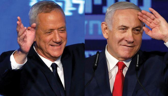 Foto: Alegeri în Israel. Greu de format un guvern de coaliție