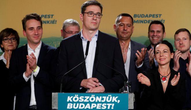 Foto: Alegeri municipale în Ungaria. Cine a câștigat la Budapesta