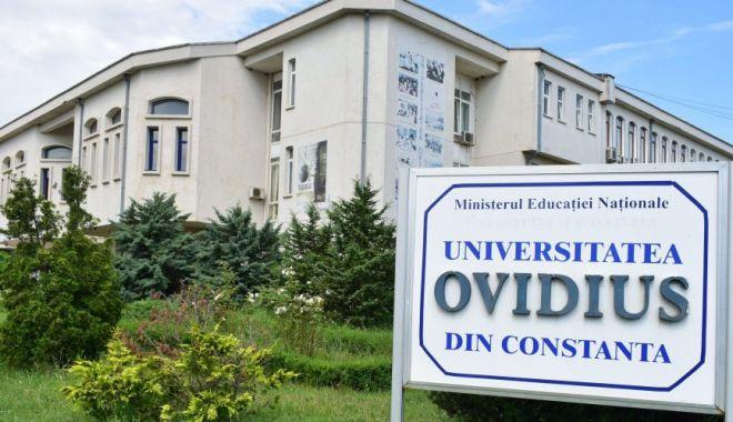 """Foto: Alegeri la Universitatea """"Ovidius"""". Iată cine este noul rector. Informații de ULTIMĂ ORĂ"""