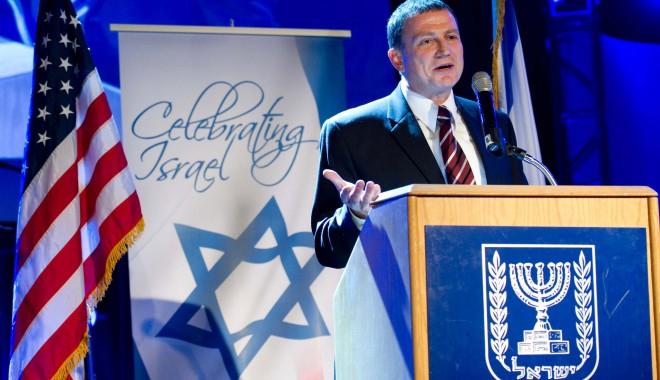 Foto: Viitorul șef al Israelului, ales pe 10 iunie