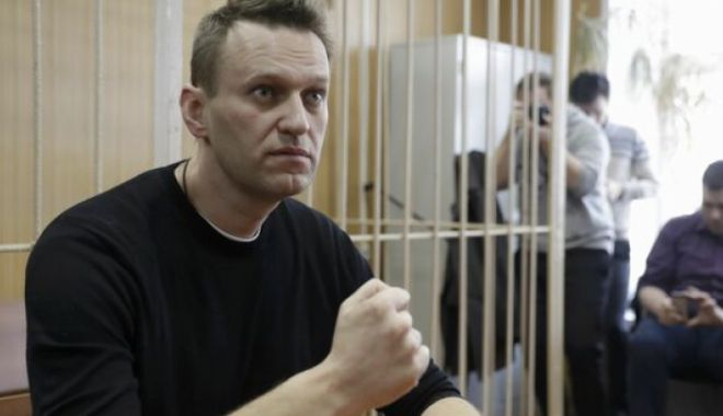 Medicii ruși refuză transferul lui Aleksei Navalnîi în străinătate - alekseinavalni-1597994657.jpg