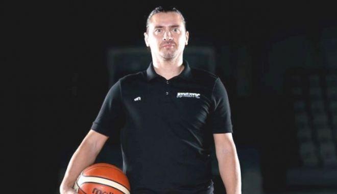 """Foto: Alexandru Olteanu, planuri mari cu naționala de baschet 3x3. """"Vrem o medalie olimpică!"""""""