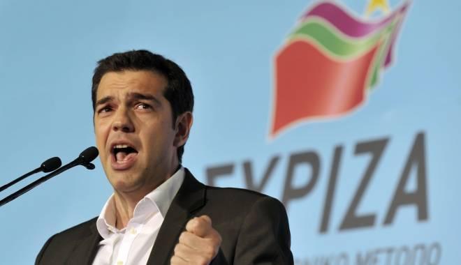 Foto: Alexis Tsipras: Grecia nu acceptă șantajul