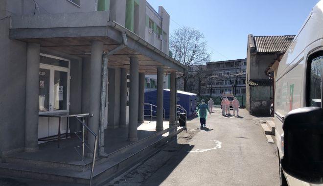Foto: Al treilea deces din cauza virusului Covid-19, înregistrat la Constanța