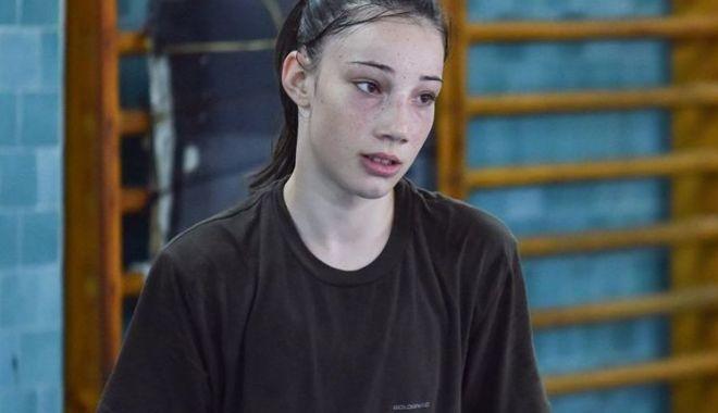 Foto: Sportivă de la CS Medgidia, convocată la lotul național de box feminin