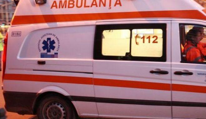 Bărbat găsit înghețat în plină vară. A ajuns în stare gravă la spital - amb-1567517750.jpg