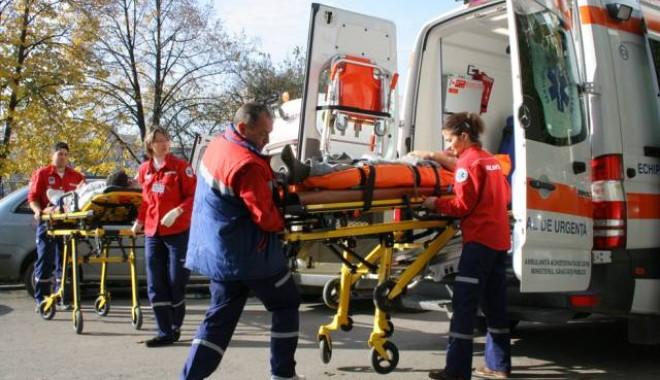 Foto: Explozie la o turnătorie din Iași: trei persoane au fost rănite