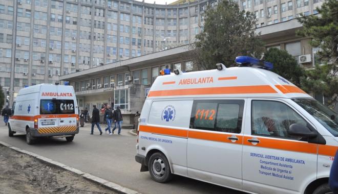 Foto: UPDATE / O altă persoană căzută de la etaj, în Constanța!