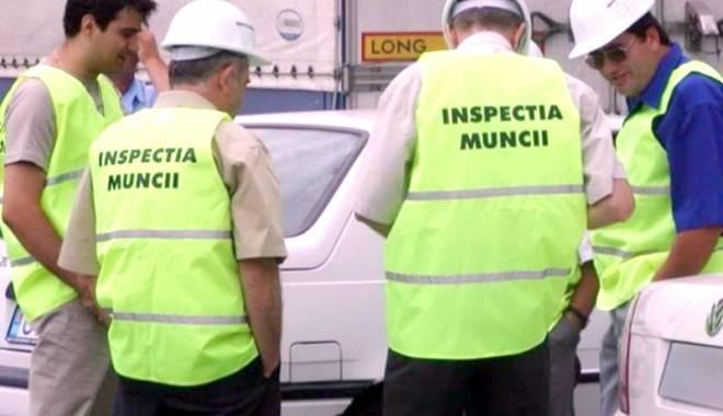 Foto: Zeci de firme din Constanța, prinse cu nereguli de inspectorii de muncă