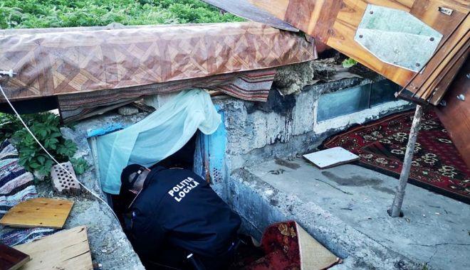 GALERIE FOTO / Amplă acțiune de igienizare în Poarta 5 și Poarta 6, astăzi de dimineață - amplaactiune2-1590128063.jpg
