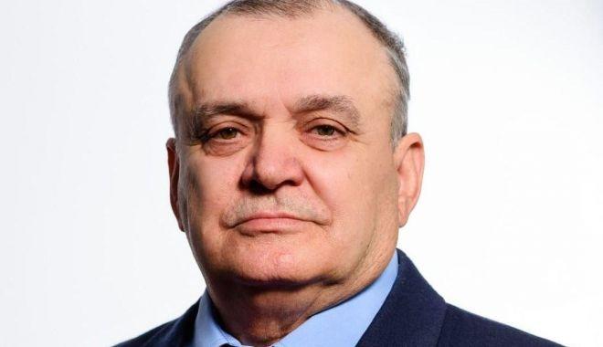 Foto: S-a stins din viață primarul comunei Amzacea, Constantin Radu