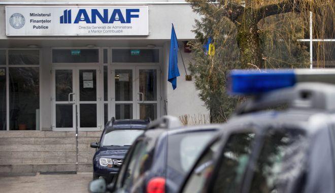 Foto: Măsurile de protecție sanitară adoptate de ANAF