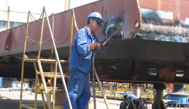 Foto: ANCONAV cere Guvernului să implice șantierele navale românești în proiectele de reînnoire a flotei europene