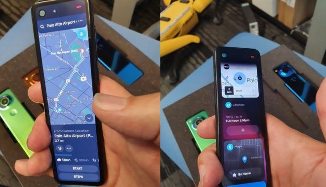Creatorul Android a dezvăluit cel mai ciudat smartphone: de ce este atât de lung - andyrubinprojectgem1170x658-1570611614.jpg