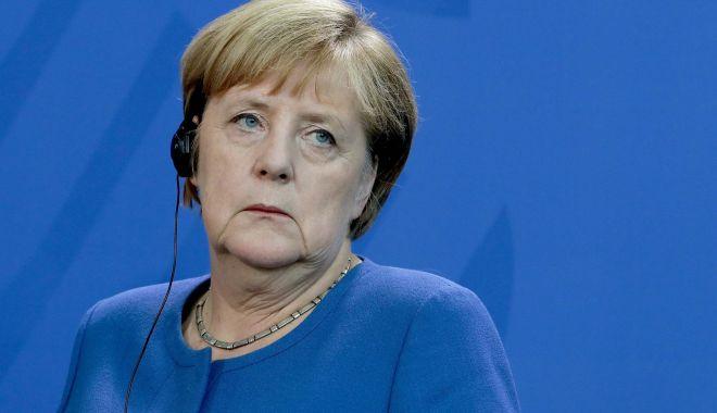 Primul test al cancelarului german Angela Merkel pentru coronavirus e negativ - angelamerkel0910-1584979982.jpg