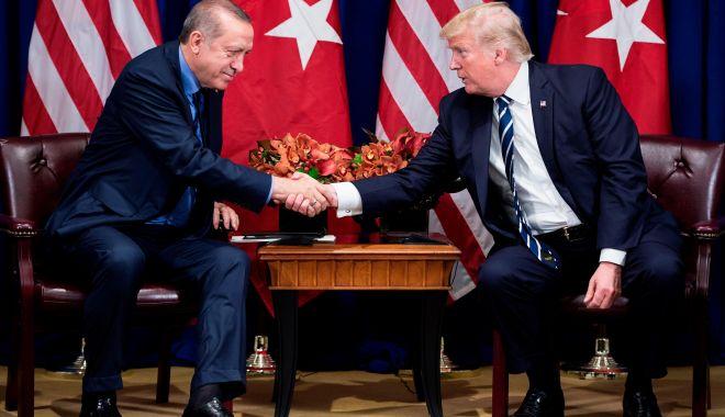 Foto: Ankara și Washingtonul vor continua cooperarea bilaterală