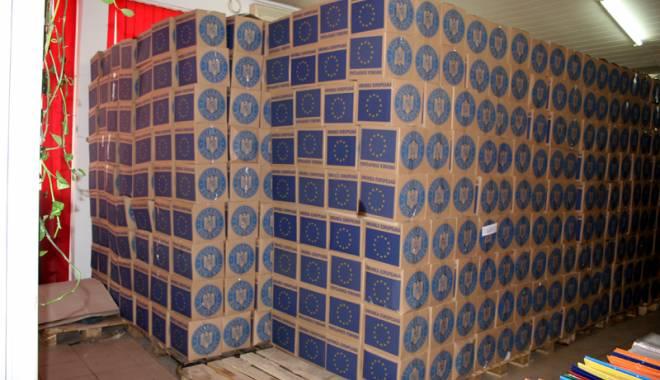 Foto: Anunț important de la Primăria Pantelimon  privind ajutoarele alimentare de la UE
