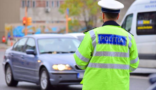 Foto: Poliția atrage atenția: cauciucurile de iarnă sunt mai ieftine decât amenda!