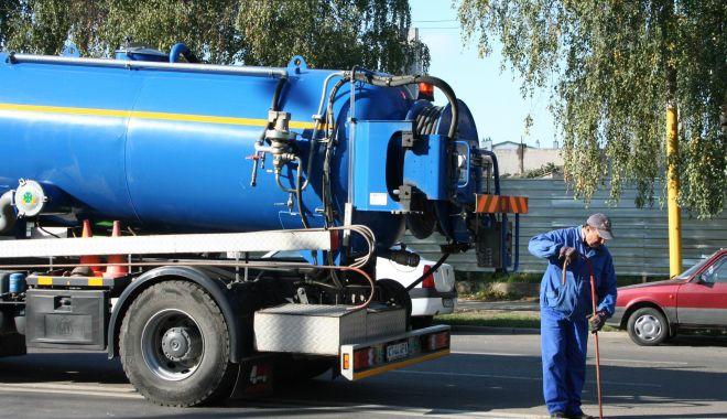Foto: Mâine se oprește apa rece în Mangalia!