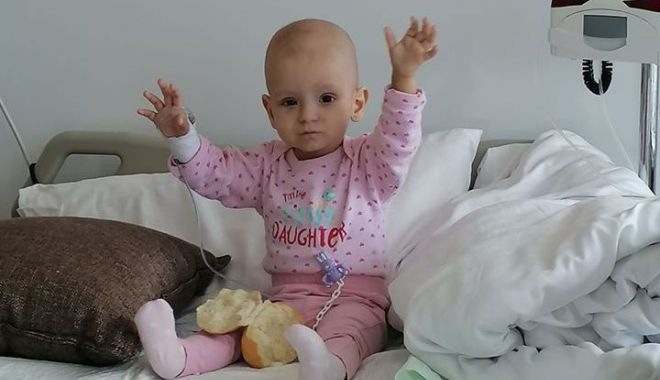 La zece luni, se luptă cu cancerul! Are nevoie de ajutorul semenilor! - apelumanitarkarinna2-1588698191.jpg