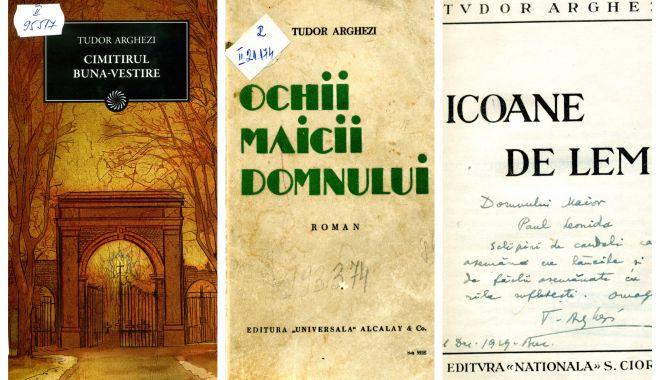 Foto: Bibliotecarii constănțeni l-au comemorat pe Tudor Arghezi