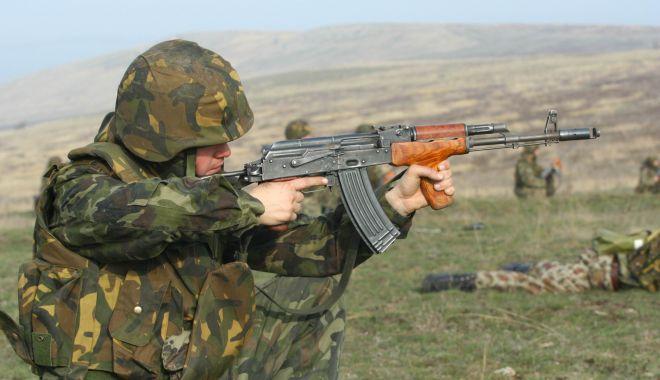 """Foto: """"Noul val"""" din Armata Română, pasiunea pentru carieră și """"halta"""" spre jobul din străinătate"""