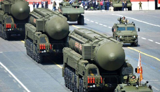 Foto: Armata în alertă! Rachetele rusești - motiv de maximă îngrijorare