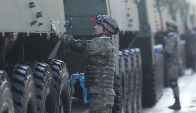 E nevoie de Armată în criza coronavirusului! Militarii, primele intervenții - armata-1583919056.jpg
