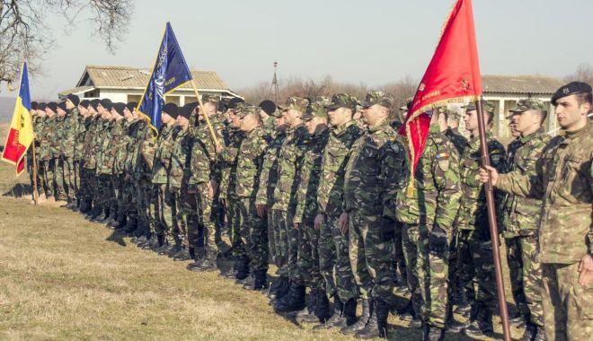 """Foto: Trageri de luptă! Sute de militari, la """"Platinum Eagle 19.1"""""""