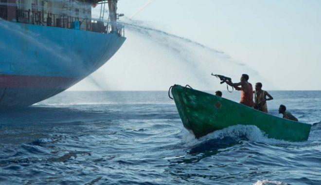 Foto: Armatorii europeni cer măsuri de protecție a navigației în Golful Guineea