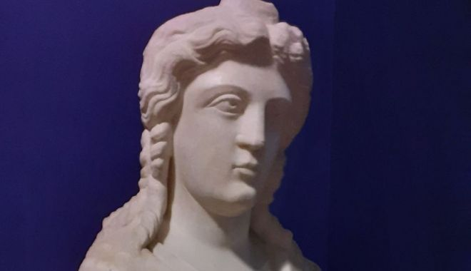 Foto: Artefacte reprezentate 3D la Muzeul de Istorie Constanța