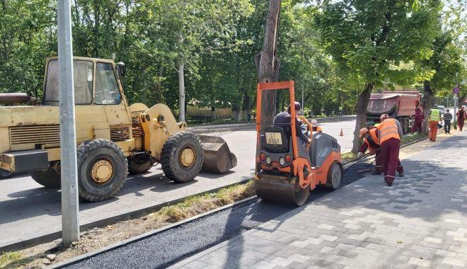 Asfaltări și trotuare refăcute, la Constanța - asfaltarisitrotuare-1589823132.jpg