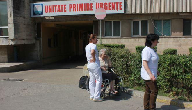Foto: Asistență medicală de urgență non-stop, la Spitalul Județean
