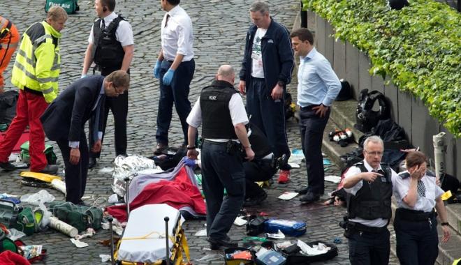 Foto: Doi constănțeni, victime ale atentatului de la Londra. Starea fetei este gravă!