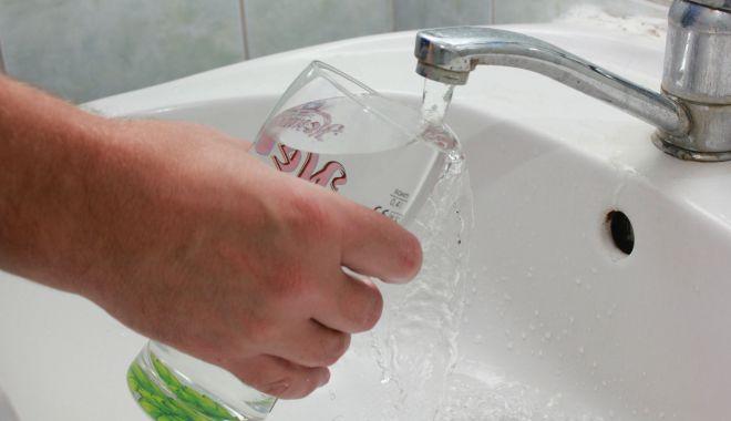 Foto: Atenție, se oprește apa în zona Tomis Plus - Palazu Mare!