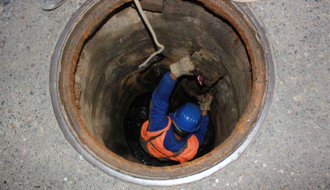 Foto: Atenție, se oprește apa în localitatea Poiana pentru lucrări Enel!