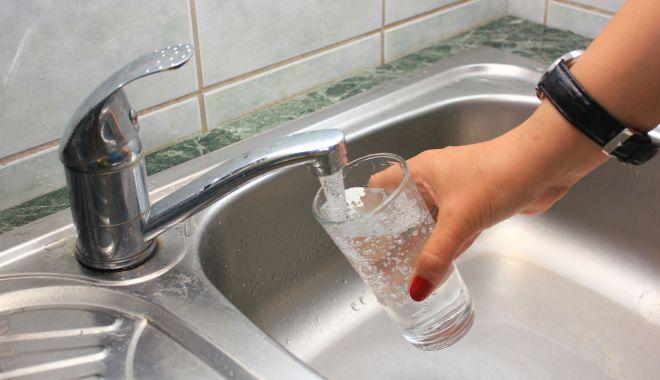 Foto: Atenție, se oprește apa rece la Constanța!