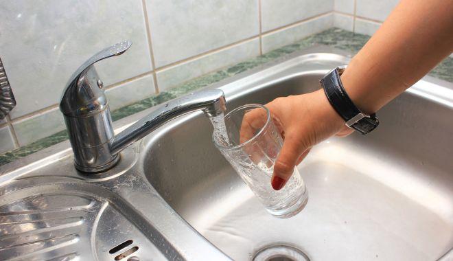 Foto: Atenție, se oprește apa în localitățile Negru Vodă și Cotu Văii!