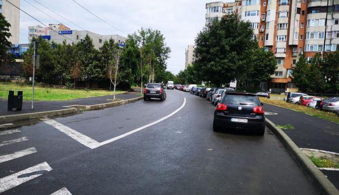 Foto: Atenție, constănțeni! Se instituie sens unic pe strada Traian
