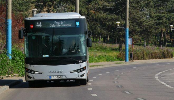 Foto: Atenție, constănțeni! Program scurt de sărbători pentru autobuzele CT BUS
