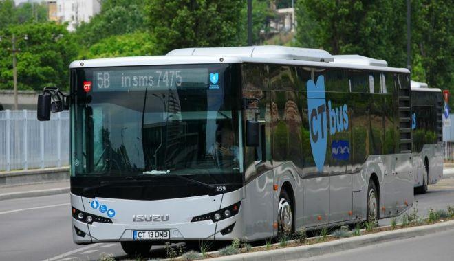 Atenţie, constănţeni! Autobuzele de pe linia 5B circulă deviat, timp de trei zile - atentieconstantenictbus-1603957700.jpg