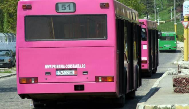 Foto: Atenție, liniile RATC 44 și 51  vor circula pe alt traseu!