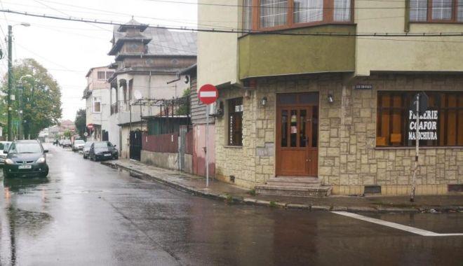 Foto: Atenție, șoferi! Sens unic pe strada Dumitru Marinescu, începând de astăzi