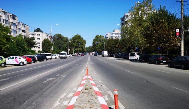 Foto: Atenție, șoferi! Restricții de trafic pe strada Soveja