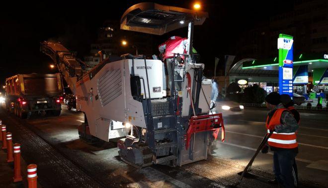 Atenție șoferi! Administrația începe asfaltarea pe bulevardul Tomis - atentiesoferi-1572643244.jpg