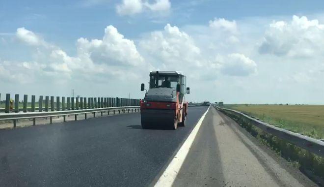 Atenție, șoferi! Lucrări pe Autostrada Soarelui - atentiesoferi-1573547060.jpg