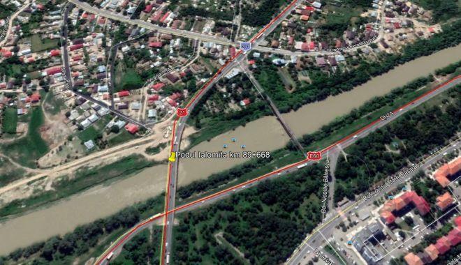 Atenţie, şoferi! Se reiau lucrările de reparații la Podul peste Ialomița! - atentiesoferi-1614941464.jpg